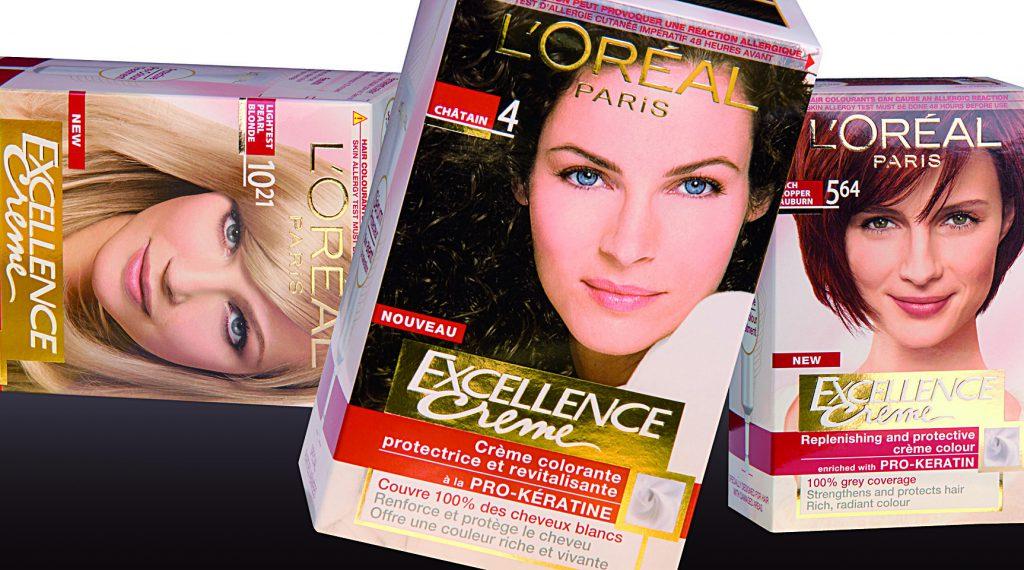 """Beispiele aus dem Bereich """"Beauty Care""""."""