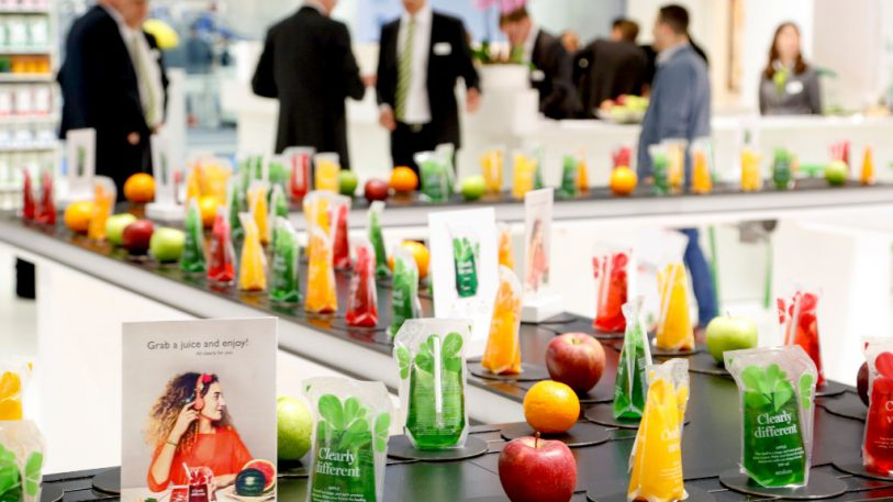 """""""Food Packaging"""" ist einer der Schwerpunkte auf der Lebensmitteltechnikmesse Anuga FoodTec 2018"""