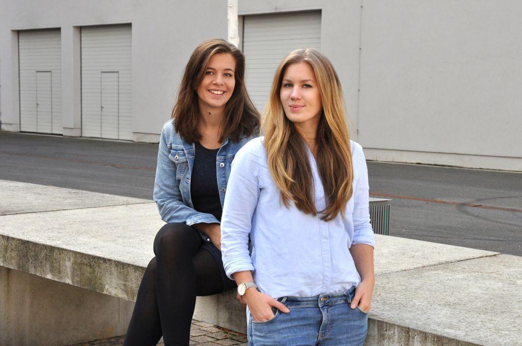 Arekapak-Gründerinnen Nicole Plock und Alexandra Matthies