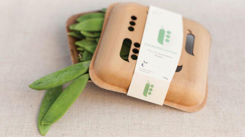 Arekapak - Lebensmittelverpackungen aus Palmenblättern