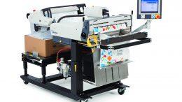 Kommissionierung, Verpackung, Etikettierung, Frankierung - mit den neuen APS-Systemen nun in einem Arbeitsgang.