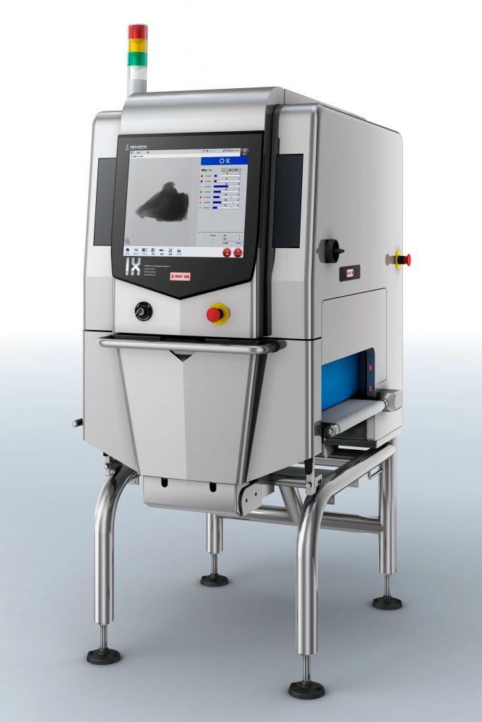 Das Hochleistungs-Röntgenprüfsystem IX-G2 taugt für die besonders schwierigen Aufgaben der Fremdkörperdetektion.