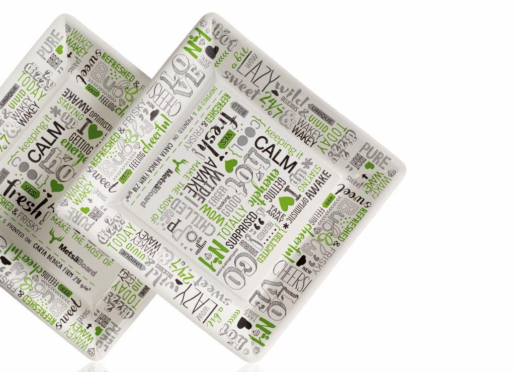 Unterwegsverpackungen aus Frischfaserkarton mit Ökobarriere