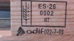 Kennzeichnung mit hochauflösendem Tintenstrahldrucker.