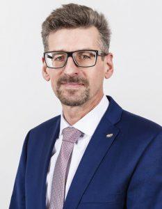 Michael Lang, Vice President Geschäftsbereich Systeme bei MULTIVAC