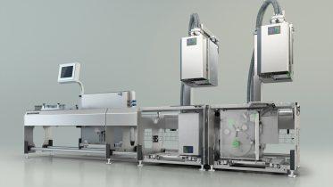 Das Bizerba Preis- und Warenauszeichnungssystem GLM-Ievo.