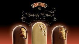 Die perfekte Inszenierung der Baileys Eissorten. Bild: HAJOK Design