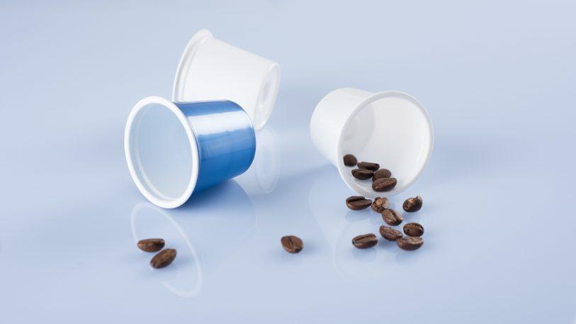 Innovative Kaffeekapseln – in Wasserseparationssystemen recyclebar dank geringer Materialdichte