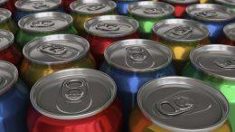 Getränkedosen aus Aluminium werden nahezu vollständig recycelt