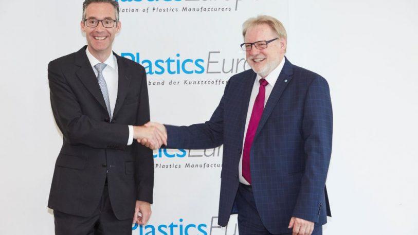 Dr. Michael Zobel und Dr. Josef Ertl
