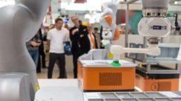 Impression der Automatica 2016 in München