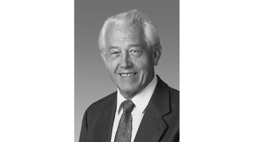 Hugo Beck verstarb im Alter von 91 Jahren