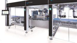 Mit dem Flowmodul lassen sich Pharmaprodukte in Schlauchbeutelfolien mit unterschiedlichen Barriereeigenschaften verpacken. Bild: Schubert-Pharma