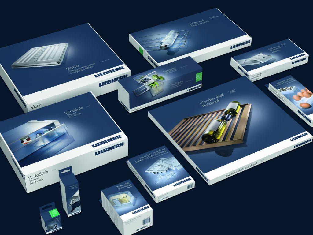 Kühlschrank Zubehör : Enthüllt neues verpackungskonzept setzt kühlschrankzubehör ins