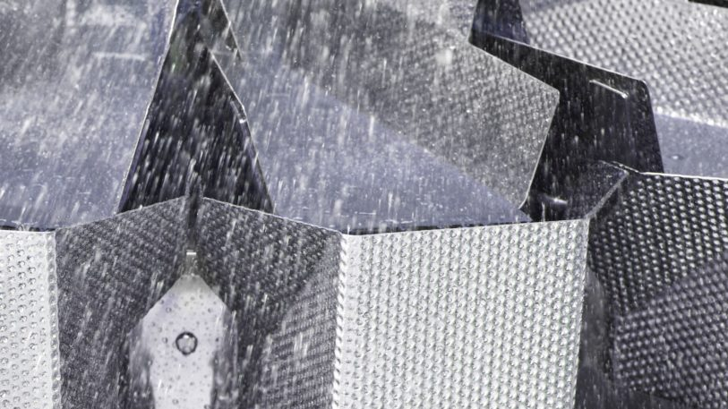 Feuchtigkeitssensoren für Mehrkopfwaagen von Ishida
