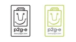 """Qualitätssiegel """"p2g-e"""" von Pack2Go Europe."""