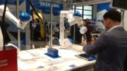 Kollaborativer Roboter Motoman HC10DT von Yaskawa