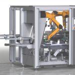 Robot-Flexline – Höchste Flexibilität auf engstem Raum (Bild: Transnova-Ruf)