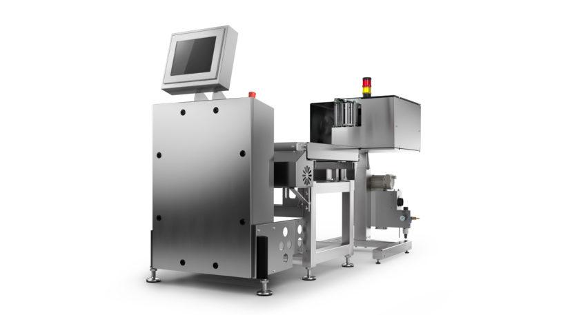Der Preisauszeichnungsvollautomat GLM-Ievo 40