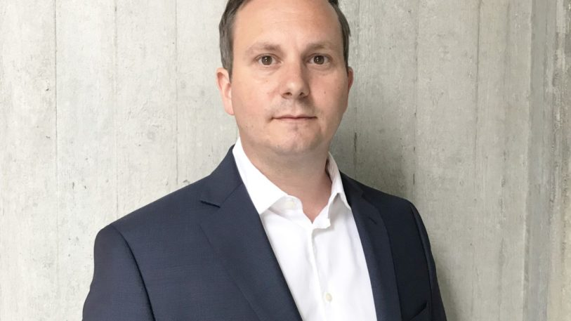 Daniel Rapp, neuer Marketingleiter DACH bei Nilfisk