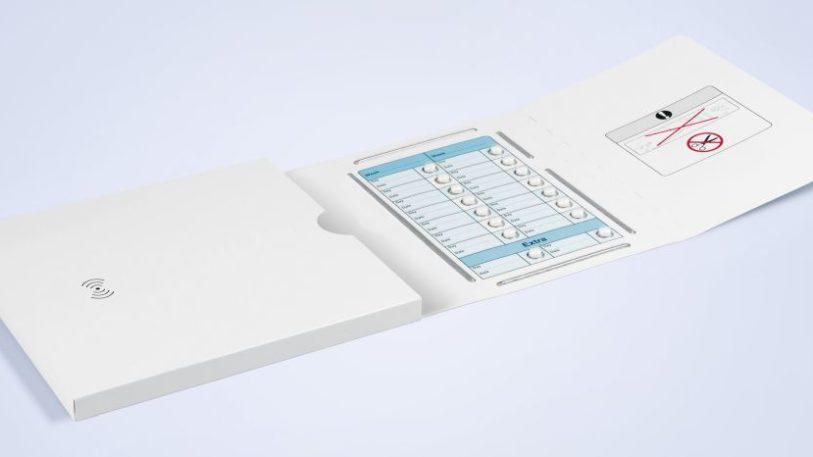 Neue intelligente Blisterverpackung von Schneider MediPharm