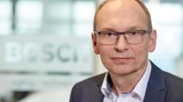 Dr. Stefan König, Vorsitzender der Geschäftsführung der Robert Bosch Packaging Technology GmbH