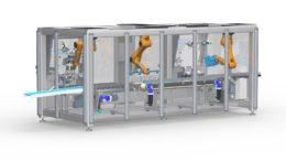 Robot Flexline (Bild: Transnova Ruf)