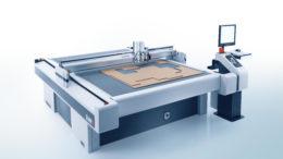 G3-Cutter von Zünd (Bild: Zünd Systemtechnik AG)