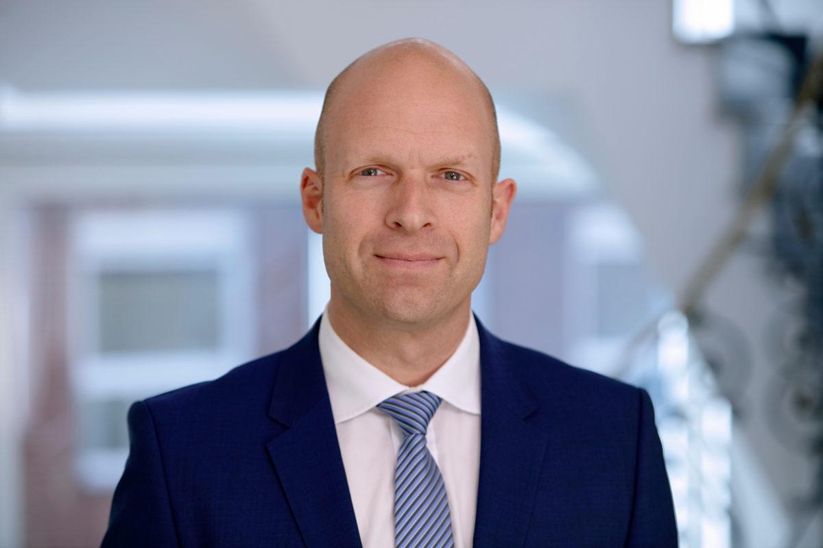 Dr. Marcus Korthäuer, Geschäftsführer und Gesellschafter der Espera-Werke GmbH, Duisburg. (Bild: Espera-Werke)