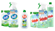 """Das """"Pro Nature""""-Sortiment von Henkel besteht zu 100 Prozent aus recyceltem Plastik"""