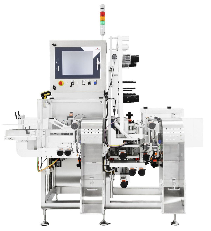 Die Print & Check EVO-TE-Serialisierungseinheit mit integriertem Originalitätsverschlussmodul wurde speziell zur Einhaltung und Sicherstellung der EU-FMD-Richtlinie entwickelt. (Bild: Antares Vision)