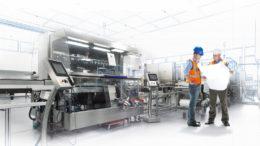 Bei IE Packaging laufen Betriebs- und Bauplanung Hand in Hand