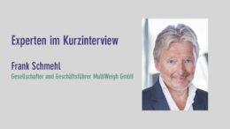Frank Schmehl, MultiWeigh