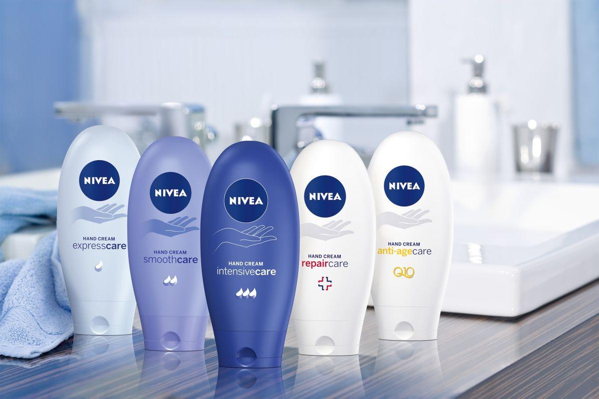 """Preisgekrönt: Die """"Tottle"""" für Nivea-Handpflegeprodukte"""