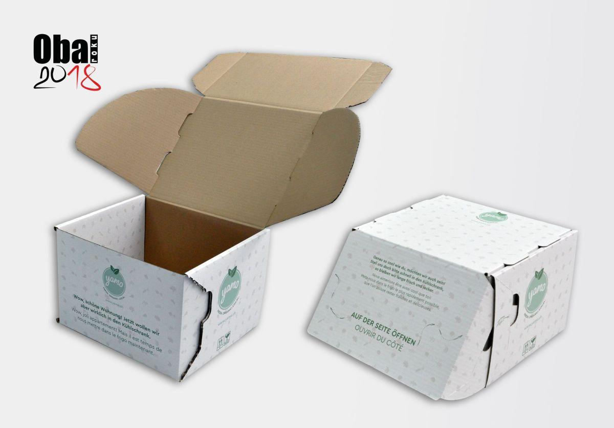E-Commerce-Verpackung von Thimm für Babybrei