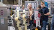 Fachpack 2018: Robotik-Pack-Line