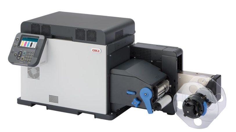 Etikettendrucker OKI Pro1050