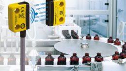 Der neue, RFID-codierte Sicherheitssensor von Contrinex. (Bild: Contrinex Sensor GmbH)