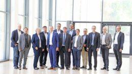 Vorstand 2018 bis 2021 des VDMA Robotik + Automation