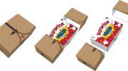 """Verpackungskonzept """"e@box"""" von DS Smith für den E-Commerce"""