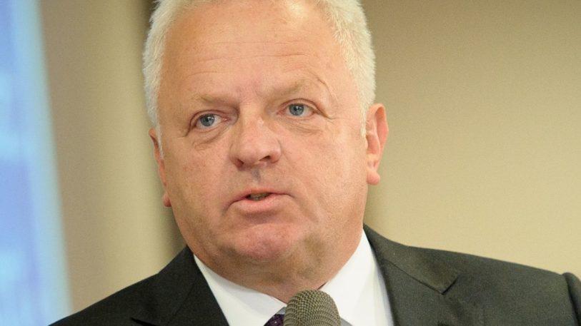 Wolf-Dieter Baumann, Vorstandsvorsitzender des dvi