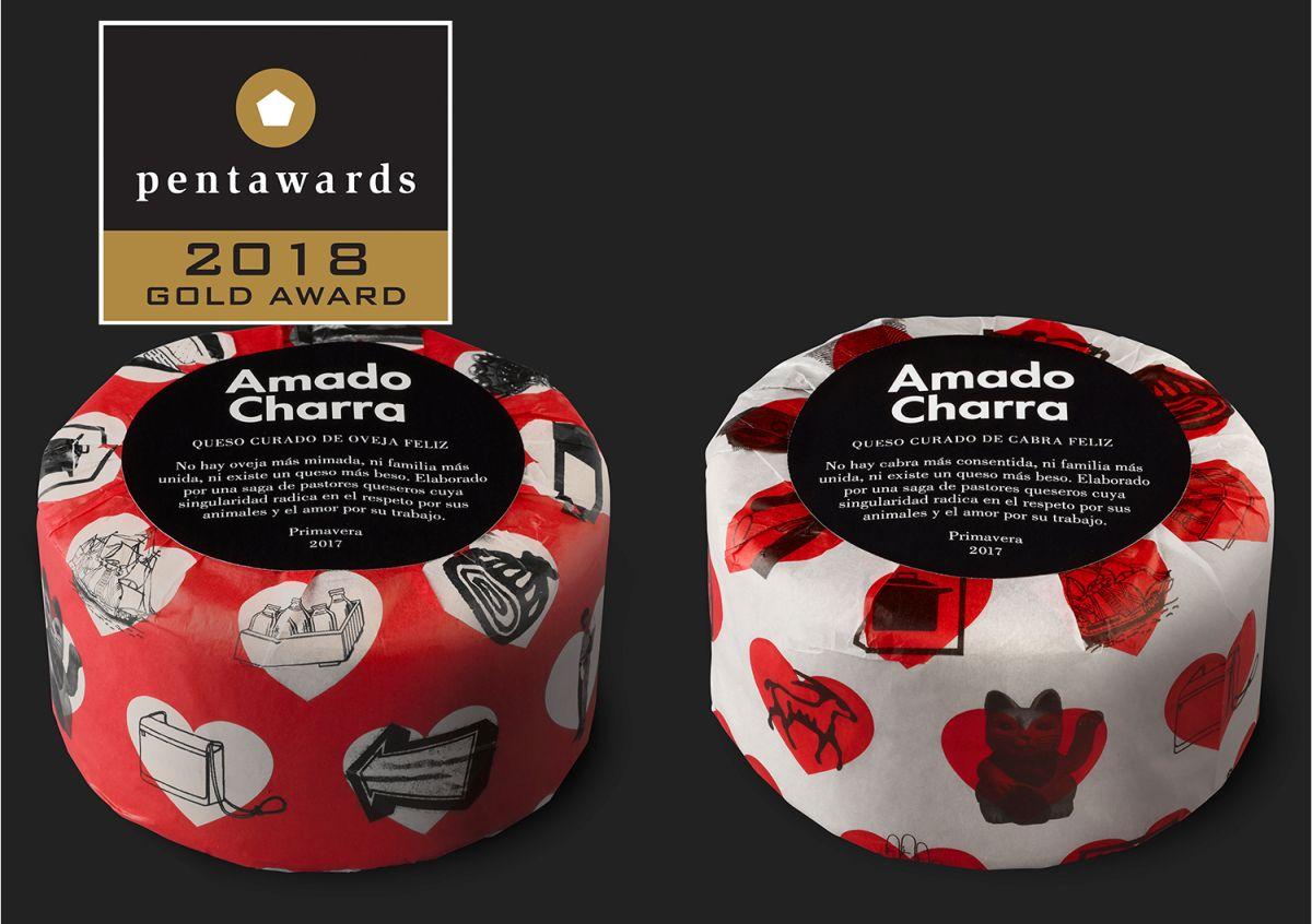 Gold in der Unterkategorie Molkereiprodukte: Amado Charra