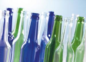 Glasverpackungen können unendlich oft recycelt werden