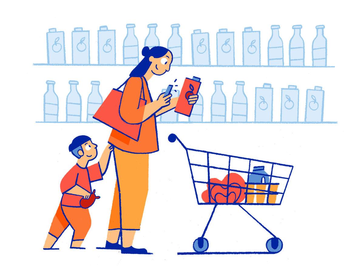 Durch eine vollständig miteinander verbundene Lieferkette können Marken die Rückverfolgbarkeit noch transparenter machen und mit Verbrauchern selbst Daten zum Bauernhof oder Obstgarten teilen. (Bild: Tetra Pak)