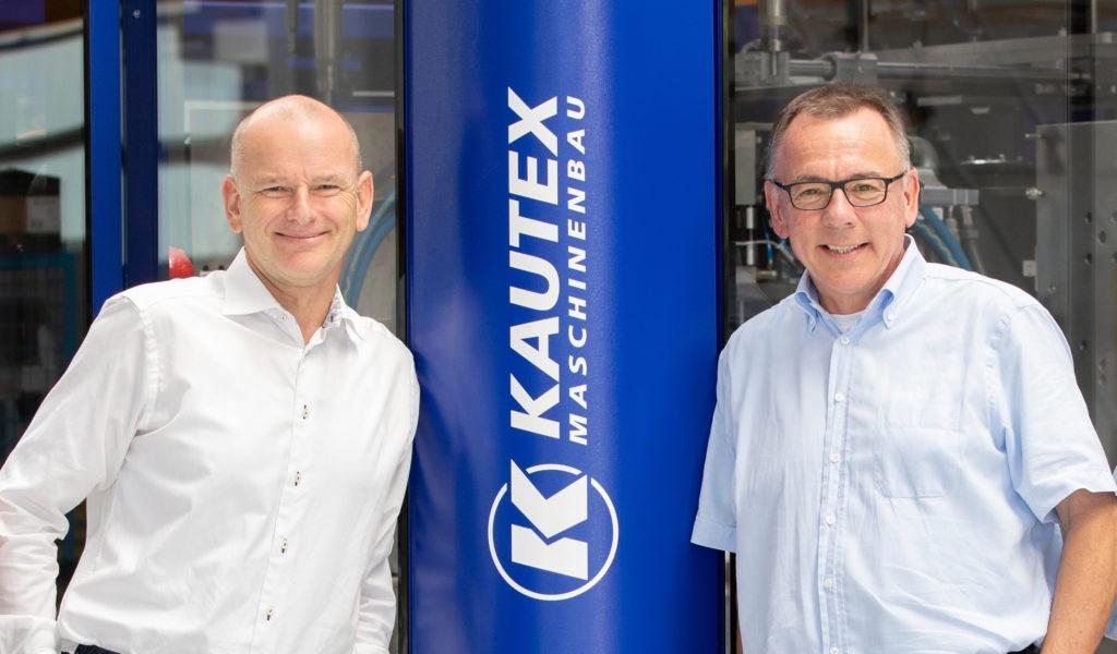 Die Geschäftsführung seit 2005: Andreas Lichtenauer (Managing Partner, links) und Dr. Olaf Weiland (CEO & Partner).
