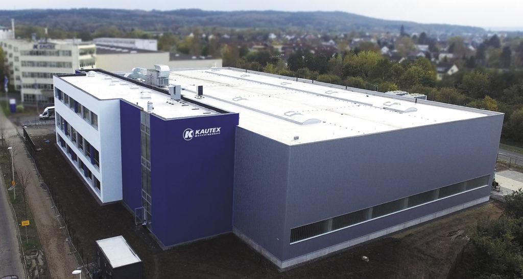Die Montagehalle 3 in Bonn 2017.