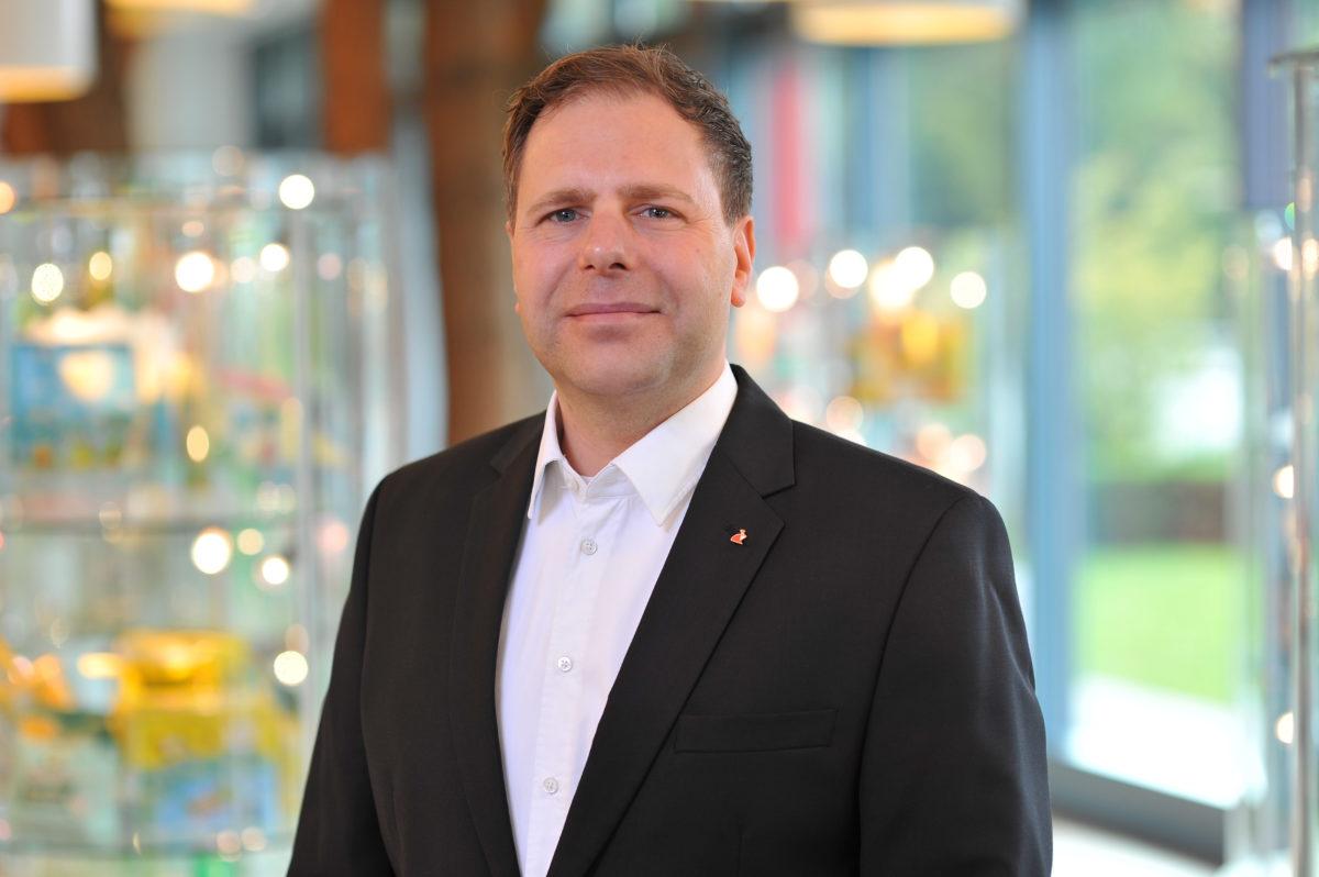 Immo Sander Leiter der Verpackungsentwicklung bei Werner & Mertz