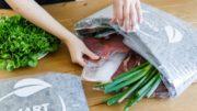 Kühlverpackung Smartcooler für den Online-Versand von Lebensmitteln (Bild: Ecocool GmbH)