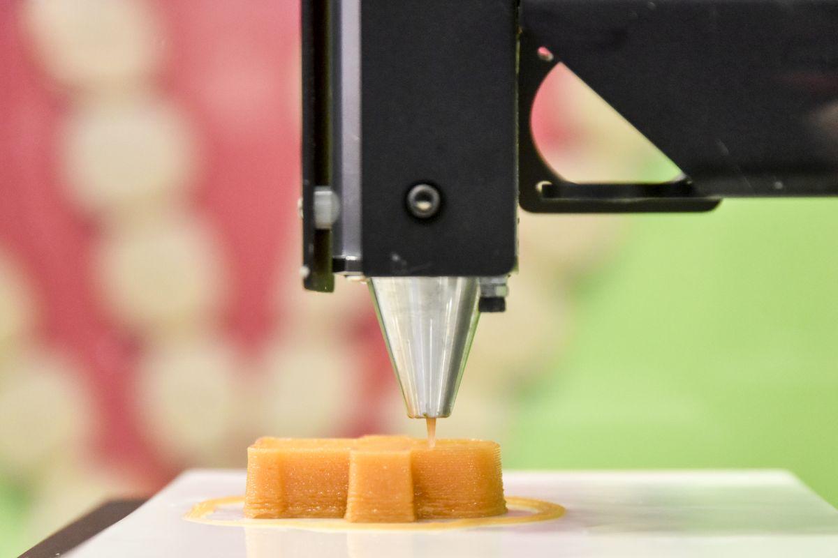 Auch 3D-Druck gibt es zu sehen (Bild: Koelnmesse)