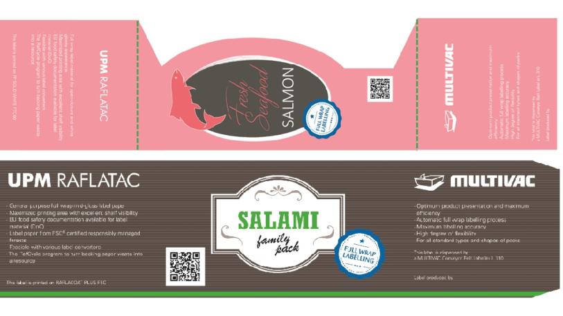 Beispiele von Full-Wrap-Etiketten aus verschiedenen Materialien. (Bilder: Multivac)